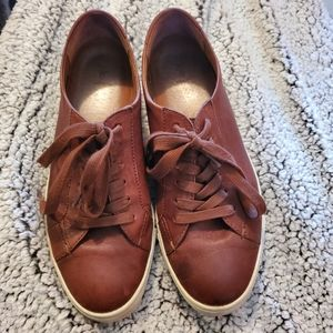 Fry Ivy low lace size 9.5
